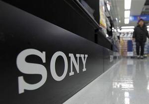 Sony остановила двенадцать заводов в Японии