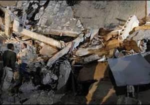 Штаб Каддафі зруйнували ракетами