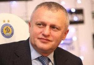 Президент Динамо: Я с оптимизмом смотрю на противостояние с Брагой