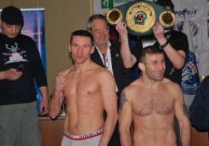 Киевский грузин стал Чемпионом мира по боксу