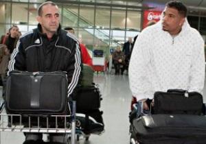 Солис прибыл в Германию
