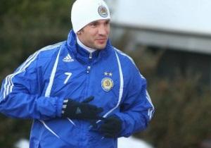 Шевченко: Сейчас мы мыслями уже в игре с англичанами