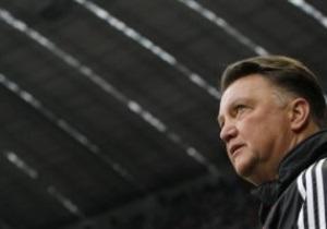 Ван Галь назвал причину своего ухода из Баварии