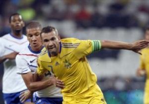 Шевченко: Можем стать победителями Евро-2012