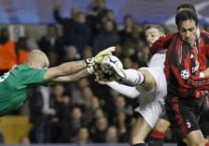Фотогалерея: Молодые ветра. Тоттенхэм выбивает Милан из Лиги Чемпионов