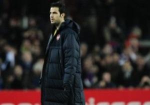 Фабрегас узяв всю провину на себе за програш Барселоні