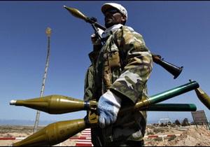 США разом з НАТО можуть втрутитися у ситуацію в Лівії