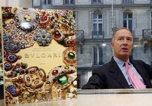 Крупнейший в мире производитель товаров класса люкс покупает ювелирный дом Bulgari