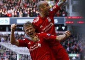 Бенефис Далглиша: Ливерпуль легко побеждает МЮ