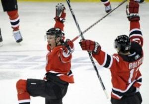 NHL: Дьяволы бьют Пингвинов