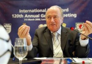 За три года FIFA заработала более полумиллиарда долларов