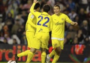 Примера: Вильярреал побеждает, Атлетико играет вничью