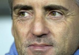 Манчини: Нужно попасть в Лигу Чемпионов и завоевать Кубок Англии