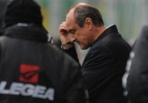 Президент Палермо: Вероятность того, что Росси останется главным тренером - 1 процент
