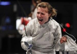 Харлан выиграла этап Кубка мира по фехтованию в Лондоне