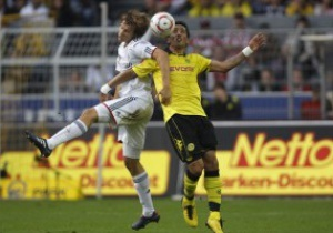 Бавария вручает дортмундской Боруссии чемпионство