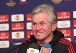 Тренер Байера: После первого гола Металлист потерял надежду на победу
