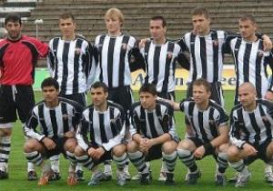 Болгарські футболісти принесли в жертву ягня на своєму стадіоні