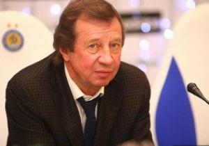ЗМІ: Сьомін може очолити збірну України