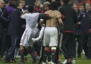 UEFA строго наказал Гаттузо за драку во время матча с Тоттенхэмом