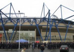 Харьковский облсовет отвергает результаты проверки стадиона Металлист, выявившие многомиллионные нарушения
