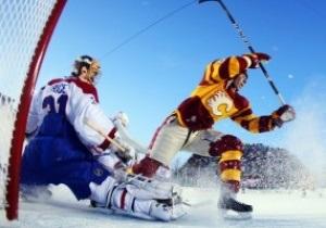 NHL: Калгари разгромил Монреаль в Heritage Classic