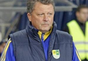 Маркевич: Будут хорошие игры и в Харькове, и в Леверкузене