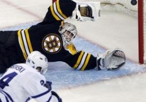 NHL: Торонто обыграл Бостон, Ванкувер расправился с Миннесотой