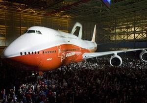 Boeing представил самый длинный самолет в мире
