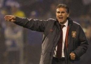 Главным тренером сборной Ирана по футболу стал скандально известный португалец
