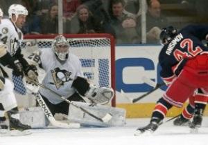 NHL: Рейнджеры укротили Пингвинов