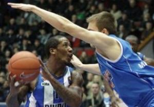 Баскетбол: Днепр стал обладателем Кубка Суперлиги