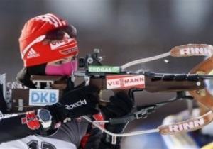Биатлон: Хенкель побеждает в спринтерской гонке, Супрун - девятая