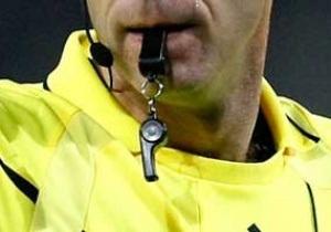 Итальянский футболист хотел заставить судью проглотить свисток