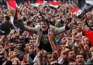 Єгипет: протести сягнули   небезпечного моменту