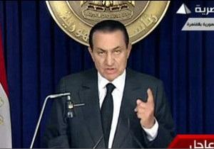 Мубарак відмовився йти у відставку