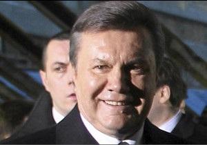 Янукович - Бі-Бі-Сі: Я нічого не боюся