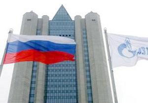 Газпром нарастил чистую прибыль на 39,5% за девять месяцев 2010 года