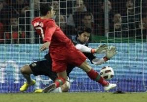 Криштиано Роналдо назвал несправедливым результат матча с Аргентиной