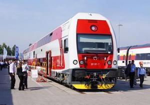 В Укрзалізниці рассказали, где будут использовать двухэтажные поезда
