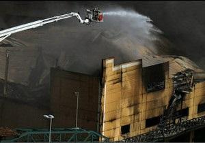 У Ріо - пожежа в карнавальному Самба-Сіті