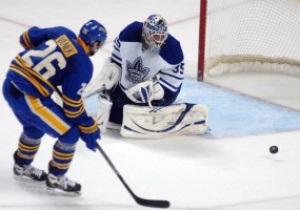 NHL: Баффало розгромив Торонто