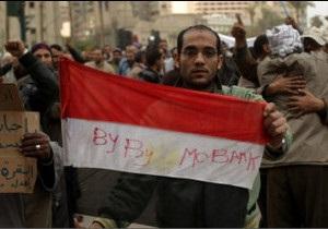 Хосні Мубарак каже, що зараз піти не може