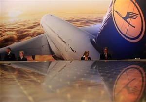 Lufthansa заинтересована в покупке авиакомпании SAS