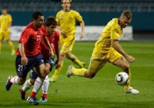 Рейтинг FIFA: Украина сохраняет позиции