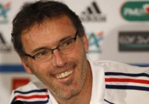 Тренер сборной Франции проигнорировал совет Министра спорта