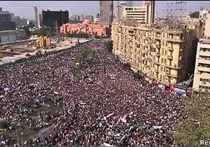 У Каїрі - найбільша демонстрація за тиждень