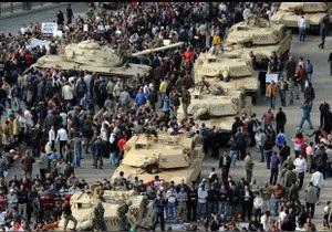 У Єгипті очікують найбільшу акцію протесту