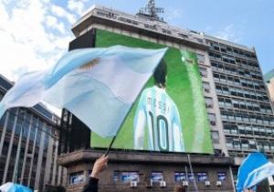 Правительство Аргентины платит за бесплатный футбол по ТВ