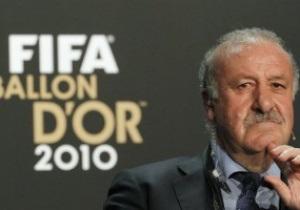 Тренер сборной Испании: Силы у Барсы и Реала разные